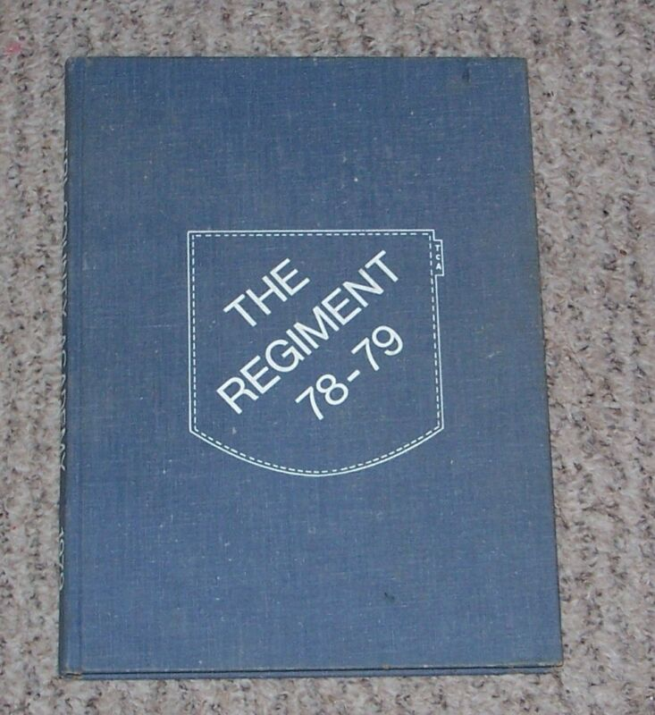 1979 Tri County Academy Yearbook Flora Mississippi Regiment Annual