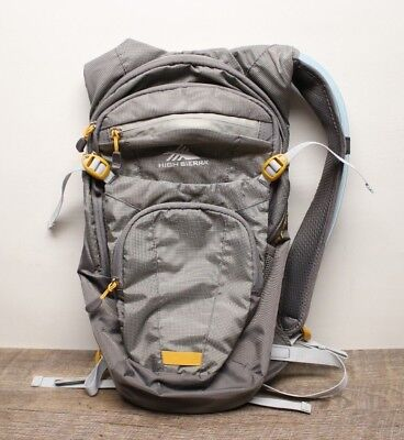 High Sierra Visalia 9L Hydration Pack Gray- 5946