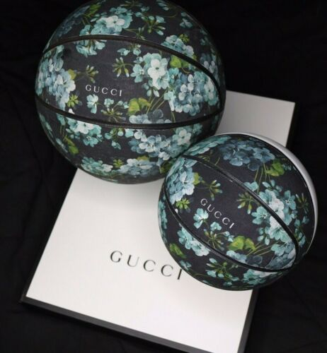 Gucci Basketball Blue Bloom