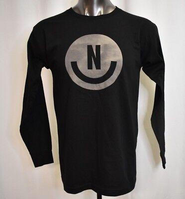 - Neff Mens Smile Smiley Face Shirt New M