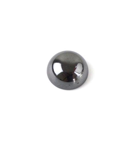 Hematite Cabochon Loose Gemstone 18mm Round