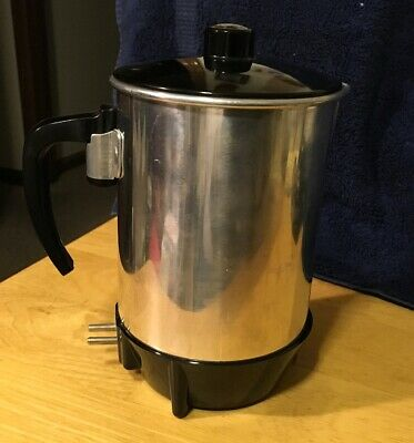 Vtg Keefe Small Coffee Pot Model 225