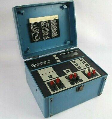 Vintage Leeds Northrup 9696 Calibratortester