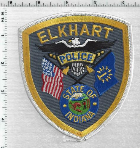 Elkhart Police (Indiana) 5th Issue Shoulder Patch