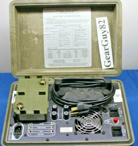 BREN-TRONICS PP-8444A/U UNIVERSAL PORTABLE CHARGER *SUPLUS*