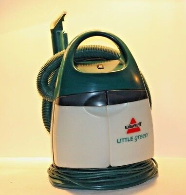 Bissell Little Green Portable Deep Cleaner 1720-1 Car Carpet (Bissell Little Green Deep Cleaner)