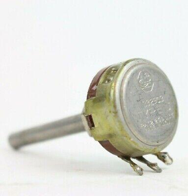 Vintage Allen Bradley 50 Ohm 2 Watt Linear Taper Potentiometer 322903 Type J