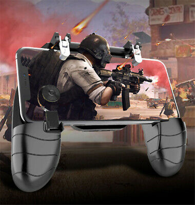 K11 PUBG Mobile Phone Joystick Wireless Game Controller Gamepad iPhone Android