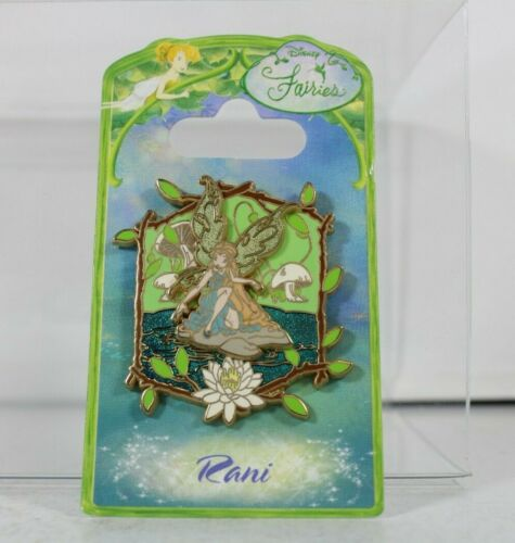 B4 Disney Parks Pin Tinker Bell Fairies Fairy Series Rani
