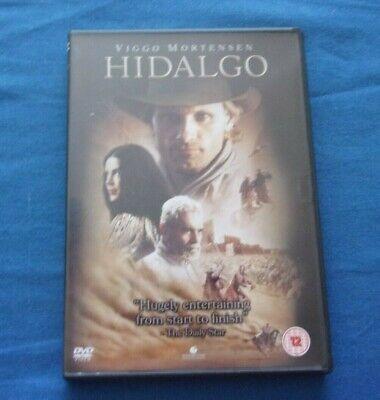 Hidalgo Viggo Mortensen DVD Region 2