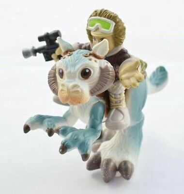 Star Wars Galactic Heroes HAN SOLO IN HOTH GEAR on TAUNTAUN CREATURE!!!