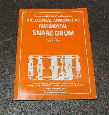 Gig Bag Book of Rhythm /& Percussion Book NEW 014012671