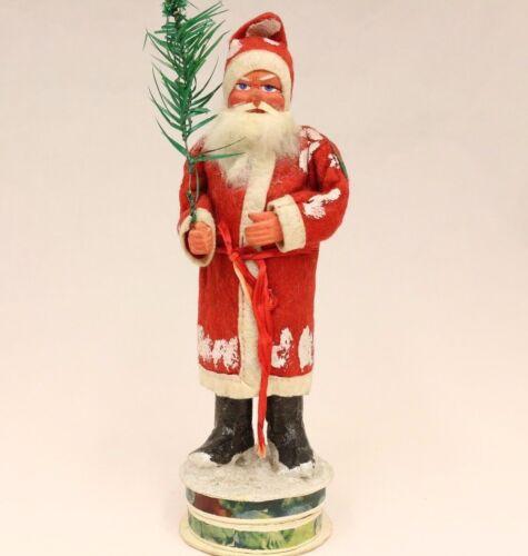Santa with Chime Saint Nickolas 1920