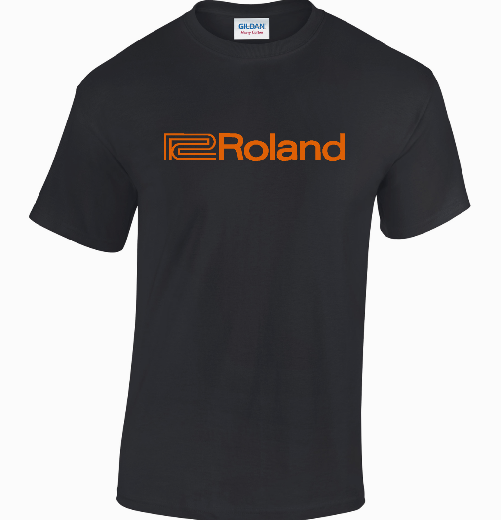 ROLAND T-SHIRT All Sizes Available /Keyboards/Music/Synth/Pi