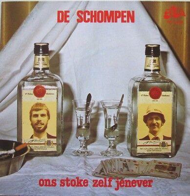 DE SCHOMPEN - ONS STOKE ZELF JENEVER  - LP