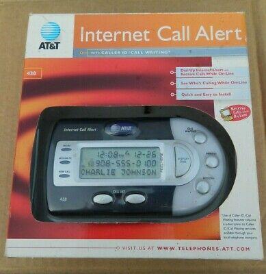 ATT 438 Internet Call Alert Waiting Dial Up Caller ID BRAND NEW IN BOX