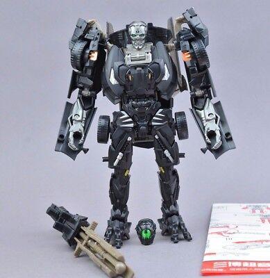 Transformers Movie Black Dark Lockdown Complete Voyager Deformation Kbb Aoe