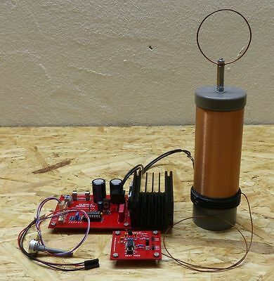 Klasse-E Audio Solid-State Teslaspule, Class-E SSTC