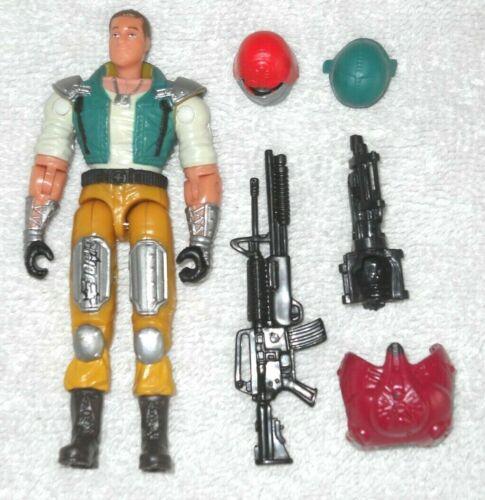 2003 Switch Gears (version 1) - 100% complete (GI Joe figure)