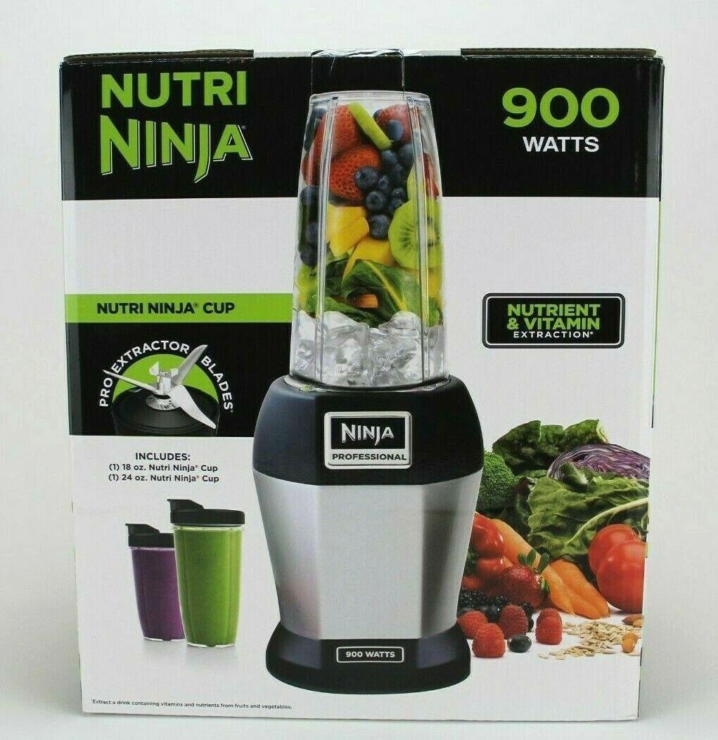Ninja™ Nutri-Ninja BL456 Pro Edge System