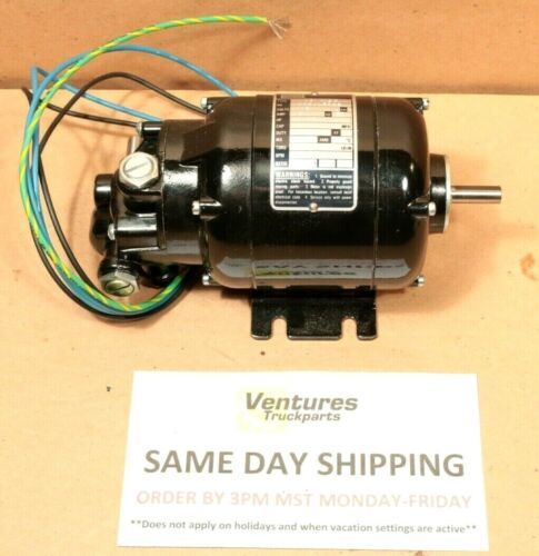 BODINE ELECTRIC Gear Reduction Motor 36:1 NSI12R 115V .6 Amp 1/70 HP NEW