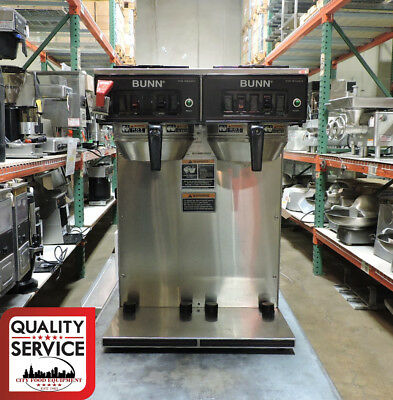 Bunn Cwtf Twin Aps Commercial Twin Airpot Coffee Brewer 23400.0041