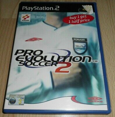 Pro Evolution Soccer 2 ...Playstation 2 Game for sale  Shipping to Nigeria
