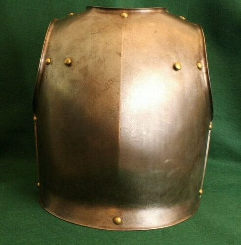 ANTIQUE 1831 FRENCH CUIRASSIER HEAVY CAVALRY CUIRASS BREASTPLATE