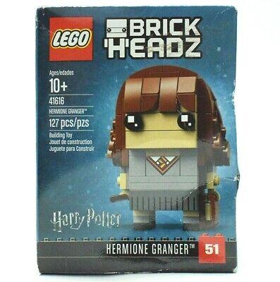 LEGO BrickHeadz Hermione Granger Building Kit, 127 Piece
