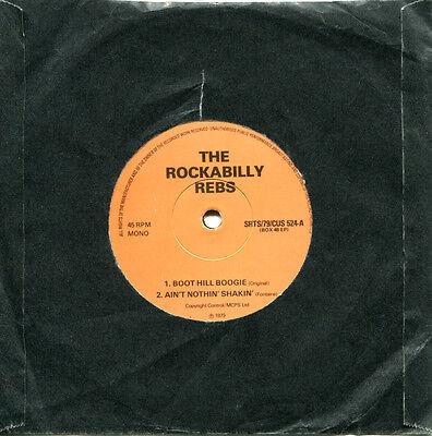 EP - The Rockabilly Rebs - The Rockabilly Rebs [SRTS/79/CUS 524]