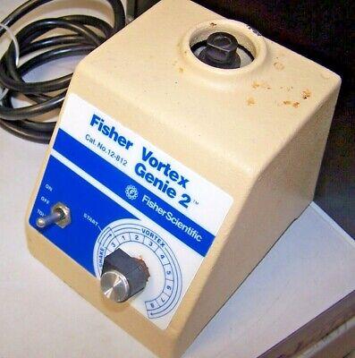 Fisher Scientific G-560 Vortex Genie 2 Cat 12-812 120 Vac