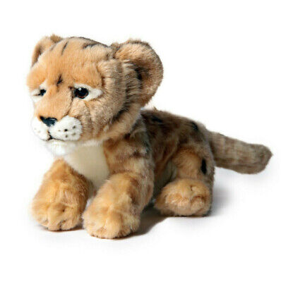 er 22cm weicher Plüsch Löwe Baby Kuscheltier Tiger Stofftier (Löwe Plüsch)