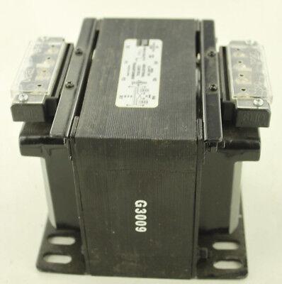 Emerson Sola Hd E500 Industrial Control Transformer 500kva