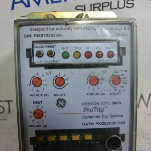 GE General Electric ProTrip PKO50D3F0808 Sensor (CT) 800 A