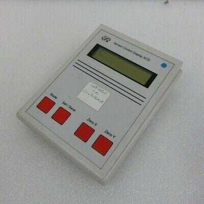 Marzhauser Sensor Control Display Scd