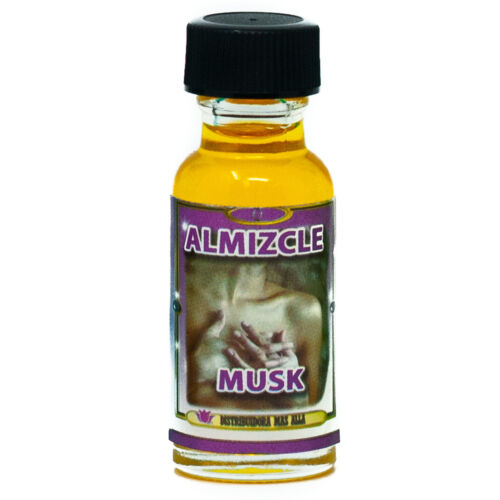 Aceite Almizcle - Musk Anointing Oil - Spiritual And Mystical Oil