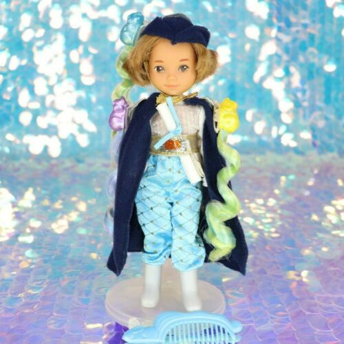 Lady Lovely Locks PRINCE STRONGHEART PIXIETAILS 80s Vintage LLL *No Marks* BO112