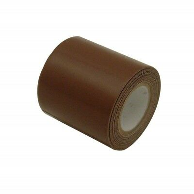 Leather Vinyl Repair Tape Brown 2 X 15 Ft Sofa And Seat Repair Tape Roll