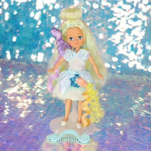 Lady Lovely Locks MAIDEN GOLDENWAVES Mermaid PIXIETAILS 80s Vintage LLL BO111