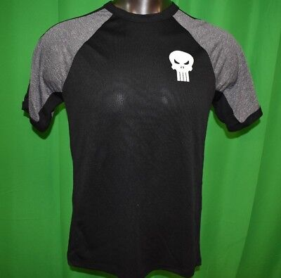 Marvel Mens Punisher Skull Logo Shirt NWT S, M, L, XL, 2XL (Punisher Shirt)