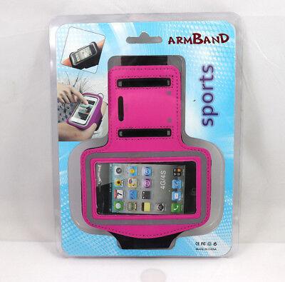 Sport Armband / Handyhalterung | iPhone/iPod 4G/ 4S | Pink Ipod 4g Armband