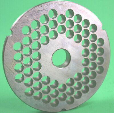 42 X 38 10.0mm Stainless Meat Grinder Plate For Biro  4 116 Diameter