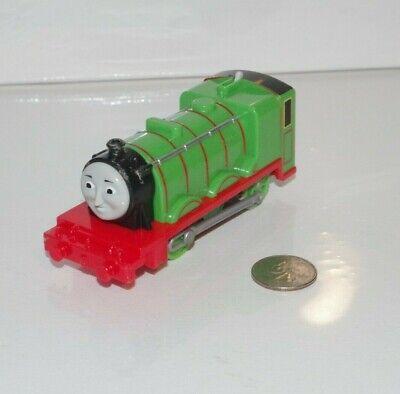Motorized Trackmaster Thomas & Friends Train Tank Engine - Henry - 2013 - Works