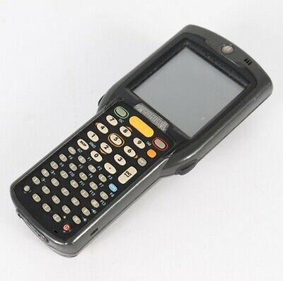 Motorola Symbol Mc3090 Mobile Computer Laser Wireless Barcode Scanner