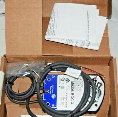 Johnson Controls Actuator M9208-bgc-3