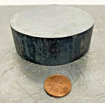 1117 Steel Bar Rod 3 In Diameter X 1 In Length