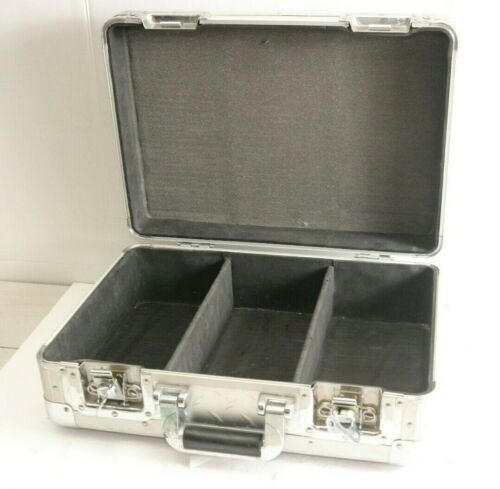 Odyssey Diamondplate CD Carry Storage Case Travelling Mobile DJ Heavy Duty