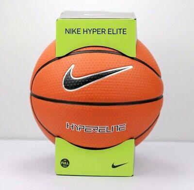 huge selection of 7476d 155bf Nike Hyper Elite Basketball Ball BB0619-855 Indoor Size 7 Full Size 29.5
