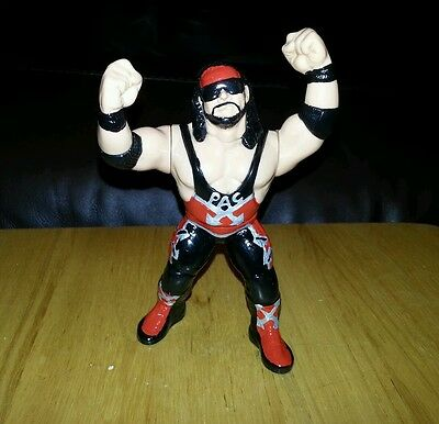 X-Pac Wwe wwf ECW wrestling action figure wrestler hasbro toy custom wcw jakks