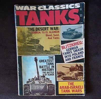 War Classics Tanks